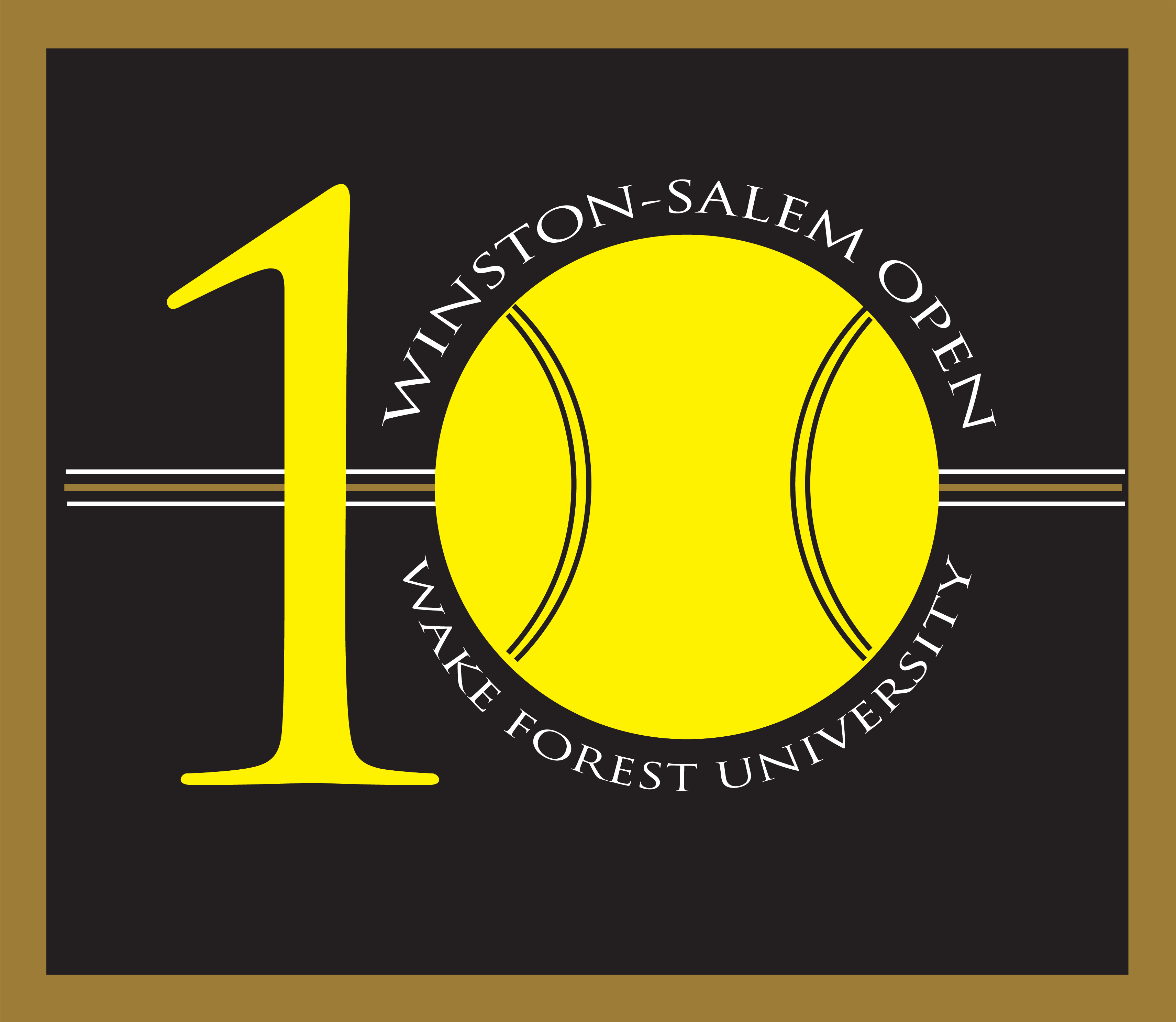 Winston-Salem Open 10th Anniversary